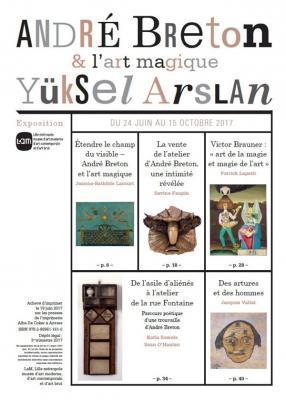 andrE-breton-et-l-art-magique-yUksel-arslan