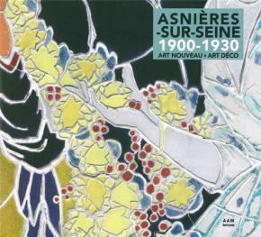 asniEres-sur-seine-1900-1930-art-nouveau-art-dEco