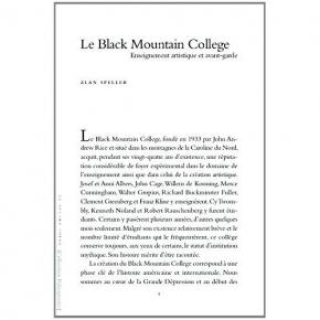 le-black-mountain-college