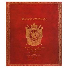 reliures-impEriales-bibliothEque-napolEonienne-de-gErard-souham