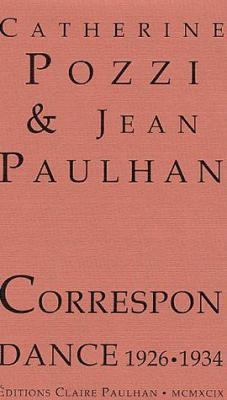 correspondance-1926-1934