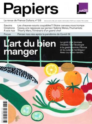 papiers-la-revue-de-france-culture-n°-33