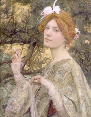 edgard-maxence-1871-1954-les-derniEres-fleurs-du-symbolisme