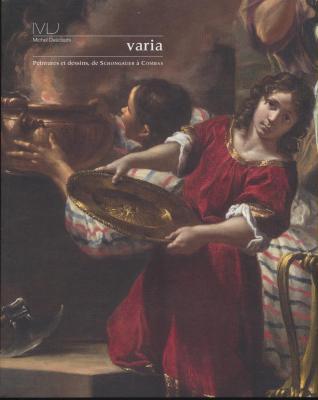 varia-peintures-et-dessins-de-schongauer-À-combas