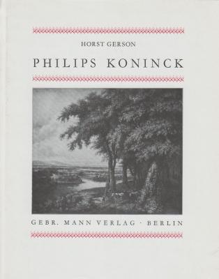 philips-koninck-ein-beitrag-zur-erforschung-der-hollÄndischen-malerei-des-xvii-jahrhunderts