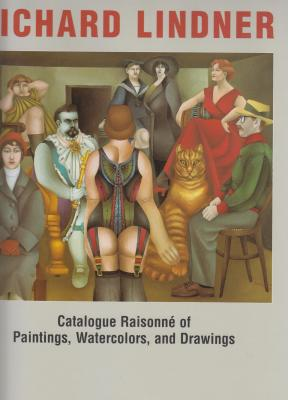 richard-lindner-catalogue-raisonnE-of-paintings-watercolors-and-drawings-