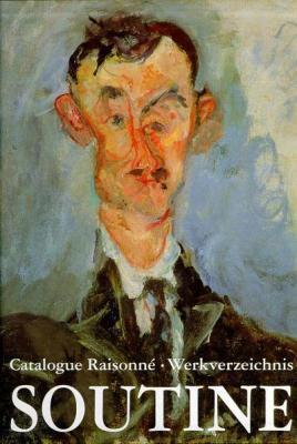 soutine-catalogue-raisonnE-werkverzeichnis