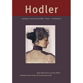 ferdinand-hodler-catalogue-raisonnE-der-gemÄlde-band-2-die-bildnisse