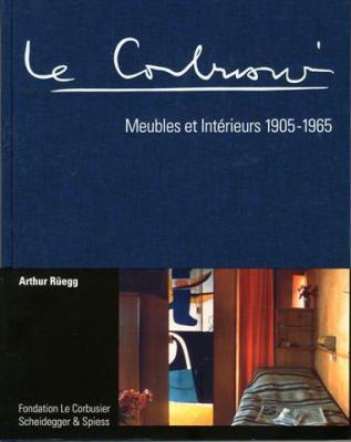 le-corbusier-meubles-et-intErieurs-1905-1965