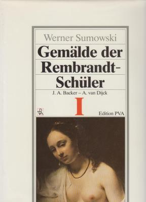 gemÄlde-der-rembrandt-schUler-5-volumes-