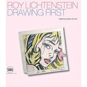 roy-lichtenstein-drawing-first