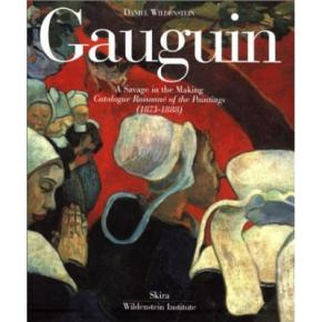 gauguin-a-savage-in-the-making-catalogue-raisonnE-of-the-paintings-1873-1888-