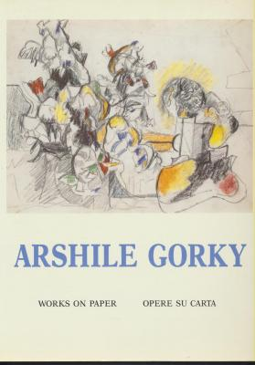arshile-gorky-works-on-paper-opere-su-carta