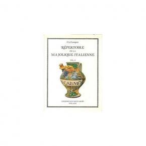 rEpertoire-de-la-majolique-italienne-2-volumes-