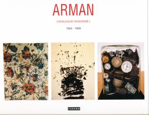 arman-catalogue-raisonnE-tome-1-1954-1959