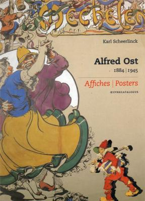alfred-ost-1884-1945-affiches-posters-