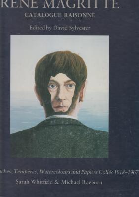 renE-magritte-catalogue-raisonnE-iv-gouaches-temperas-watercolours-and-papiers-collEs-1918-1967