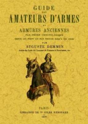 guide-des-amateurs-d-armes-et-armures-anciennes
