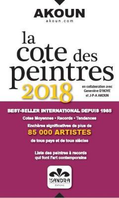 la-cote-des-peintres-2018-akoun